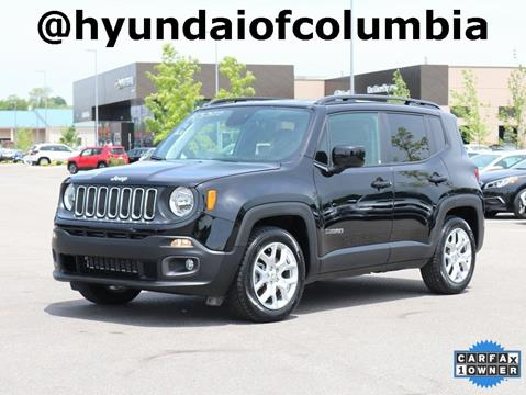 2018 Jeep Renegade for sale in Columbia, TN