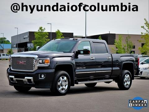 2016 GMC Sierra 2500HD for sale in Columbia, TN