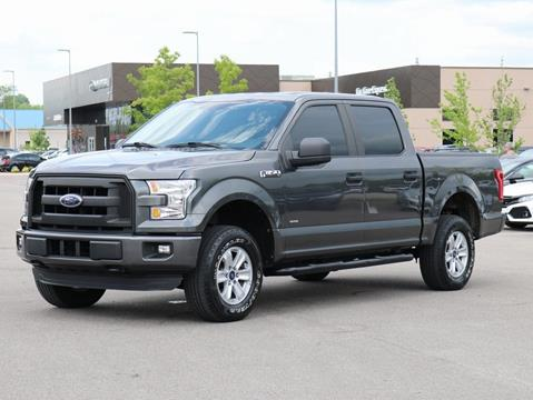 2015 Ford F-150 for sale in Columbia, TN