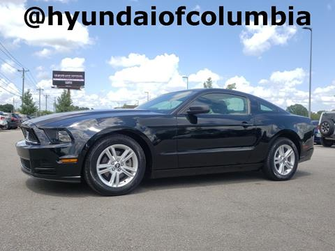 2014 Ford Mustang for sale in Columbia, TN