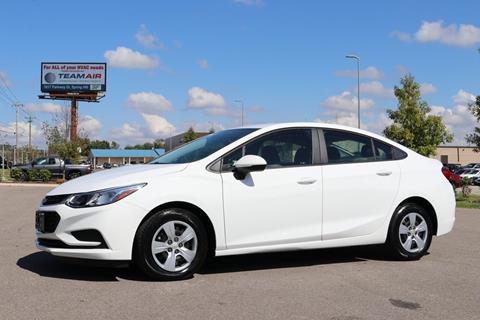 2018 Chevrolet Cruze for sale in Columbia, TN