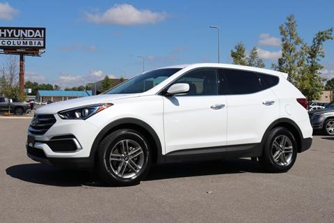 2018 Hyundai Santa Fe Sport for sale in Columbia, TN