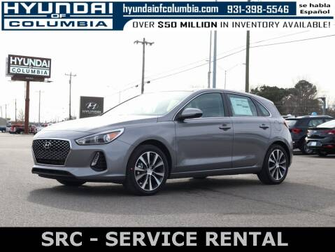 2020 Hyundai Elantra GT for sale at Hyundai of Columbia Con Alvaro in Columbia TN