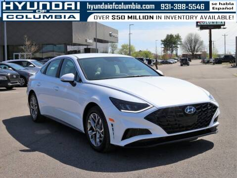 2020 Hyundai Sonata for sale at Hyundai of Columbia Con Alvaro in Columbia TN
