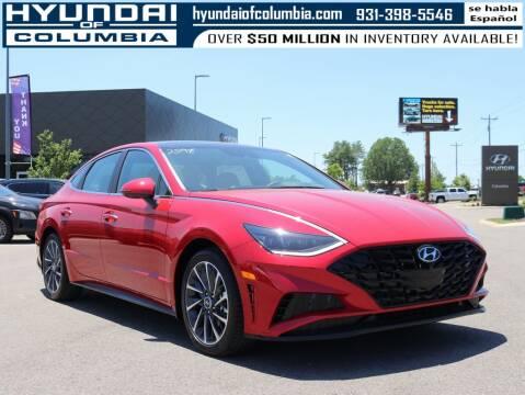 2020 Hyundai Sonata for sale at Hyundai of Columbia Con Alvaro in Columbia TN