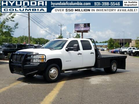 2012 Chevrolet Silverado 3500HD for sale at Hyundai of Columbia Con Alvaro in Columbia TN