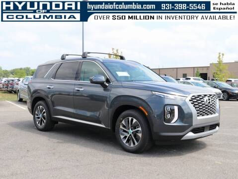 2021 Hyundai Palisade for sale at Hyundai of Columbia Con Alvaro in Columbia TN