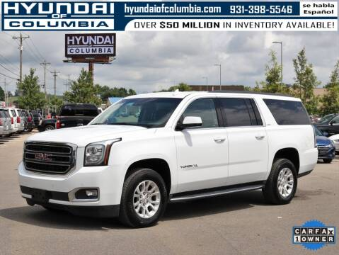 2019 GMC Yukon XL for sale at Hyundai of Columbia Con Alvaro in Columbia TN