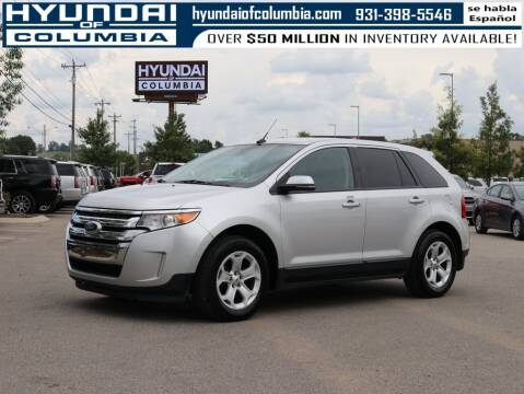 2014 Ford Edge for sale at Hyundai of Columbia Con Alvaro in Columbia TN