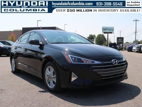 2020 Hyundai Elantra for sale at Hyundai of Columbia Con Alvaro in Columbia TN