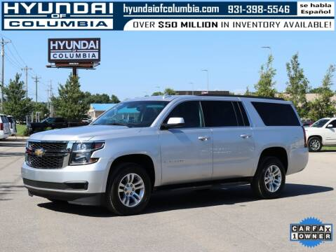 2019 Chevrolet Suburban for sale at Hyundai of Columbia Con Alvaro in Columbia TN
