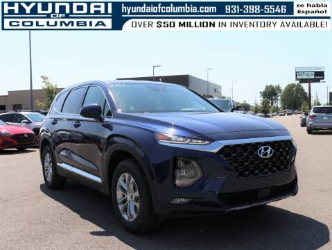 2020 Hyundai Santa Fe for sale at Hyundai of Columbia Con Alvaro in Columbia TN