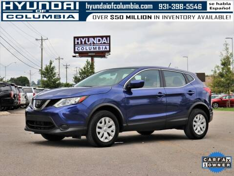 2019 Nissan Rogue Sport for sale at Hyundai of Columbia Con Alvaro in Columbia TN