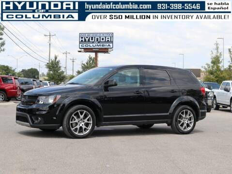 2018 Dodge Journey for sale at Hyundai of Columbia Con Alvaro in Columbia TN