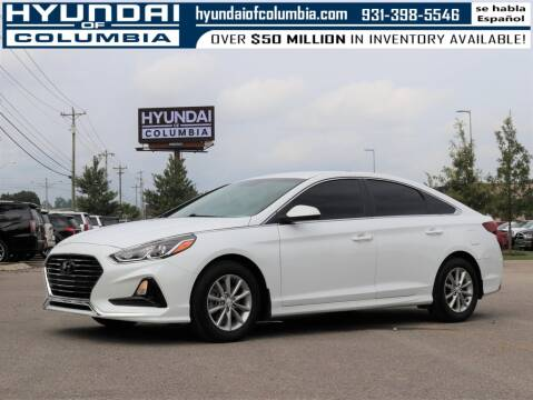 2018 Hyundai Sonata for sale at Hyundai of Columbia Con Alvaro in Columbia TN