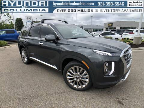 2020 Hyundai Palisade for sale at Hyundai of Columbia Con Alvaro in Columbia TN