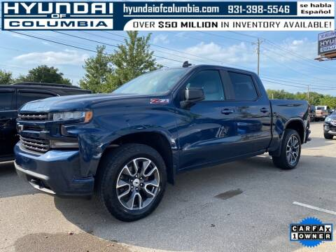 2019 Chevrolet Silverado 1500 for sale at Hyundai of Columbia Con Alvaro in Columbia TN