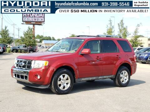 2009 Ford Escape for sale at Hyundai of Columbia Con Alvaro in Columbia TN