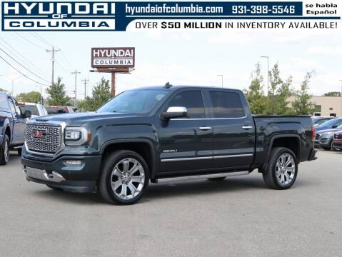 2017 GMC Sierra 1500 for sale at Hyundai of Columbia Con Alvaro in Columbia TN