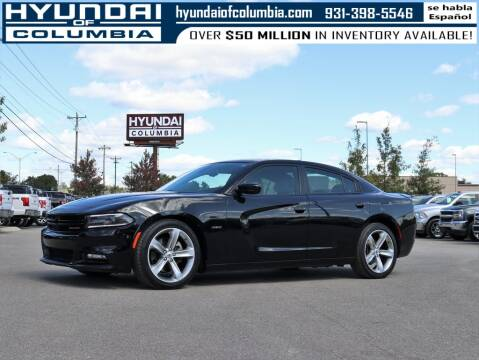 2017 Dodge Charger for sale at Hyundai of Columbia Con Alvaro in Columbia TN