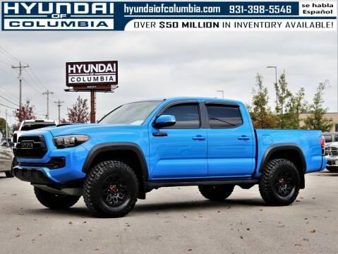2019 Toyota Tacoma for sale at Hyundai of Columbia Con Alvaro in Columbia TN