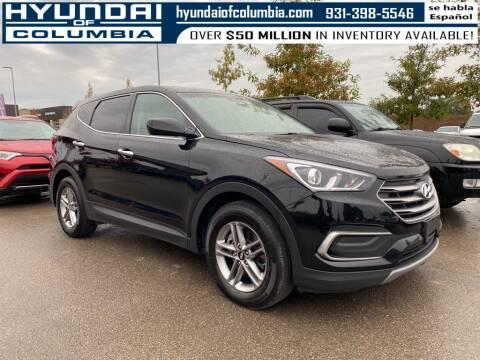 2018 Hyundai Santa Fe Sport for sale at Hyundai of Columbia Con Alvaro in Columbia TN