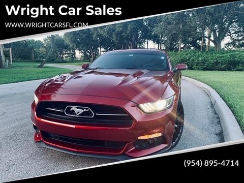 2015 Ford Mustang for sale in Boynton Beach, FL