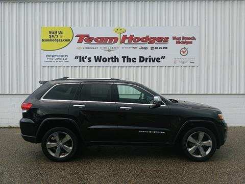 2016 Jeep Grand Cherokee for sale in West Branch, MI