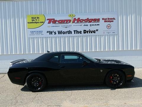2016 Dodge Challenger for sale in West Branch, MI