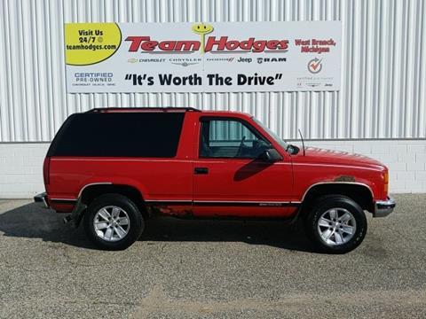 1997 GMC Yukon for sale in West Branch, MI