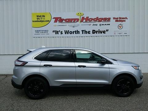 2017 Ford Edge for sale in West Branch, MI