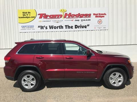 2017 Jeep Grand Cherokee for sale in West Branch, MI