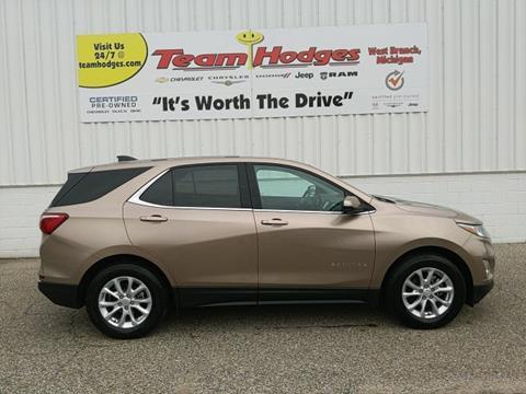 2018 Chevrolet Equinox for sale in West Branch, MI