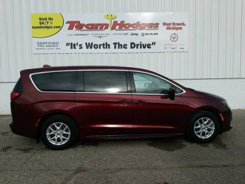 2017 Chrysler Pacifica for sale in West Branch, MI