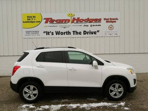 2016 Chevrolet Trax for sale in West Branch, MI