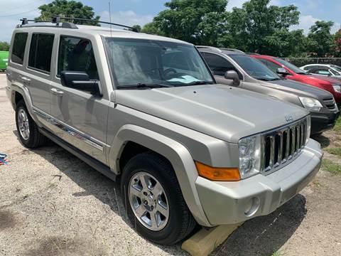 2007 Jeep Commander for sale in San Antonio, TX
