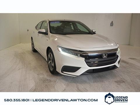 2019 Honda Insight for sale in Lawton, OK
