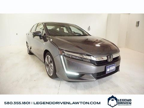 2018 Honda Clarity Plug-In Hybrid for sale in Lawton, OK