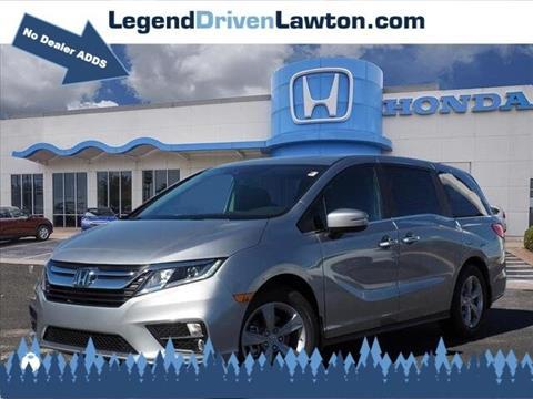 2018 Honda Odyssey for sale in Lawton, OK