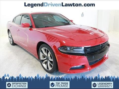 2015 Dodge Charger for sale in Lawton, OK