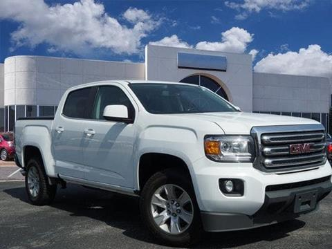 2015 GMC Canyon for sale in Lawton, OK