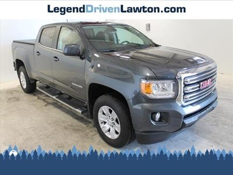 2017 GMC Canyon for sale in Lawton, OK