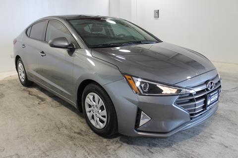 2019 Hyundai Elantra for sale in Lawton, OK