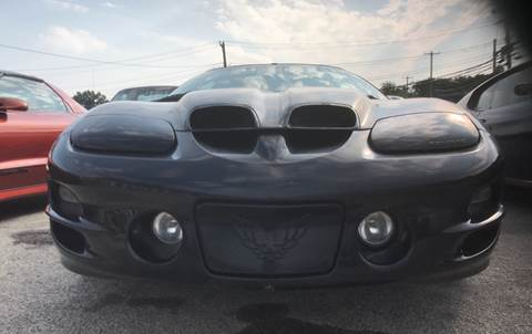 2002 Pontiac Firebird for sale in East Lansdowne, PA