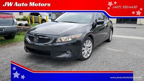 Jw Auto Sales >> Coupe For Sale In Longwood Fl Jw Auto Motors