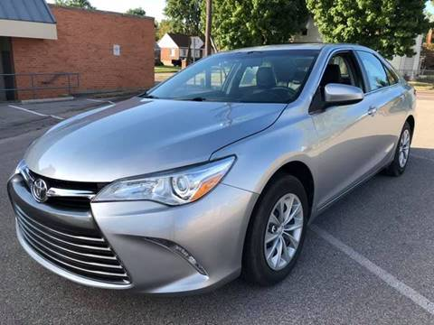 2015 Toyota Camry for sale in Saint Louis, MO