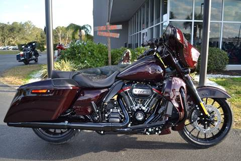2019 Harley-Davidson CVO STREET GLIDE-FLHXSE for sale in Leesburg, FL