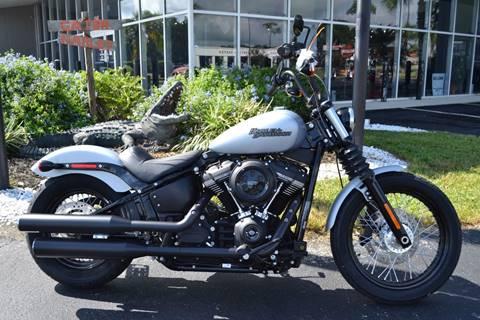 2020 Harley-Davidson Street Bob-FXBB for sale in Leesburg, FL