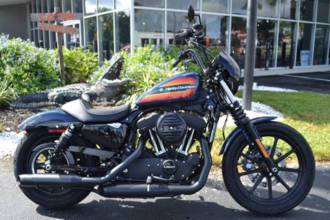2020 Harley-Davidson Iron 1200-XL1200NS for sale in Leesburg, FL