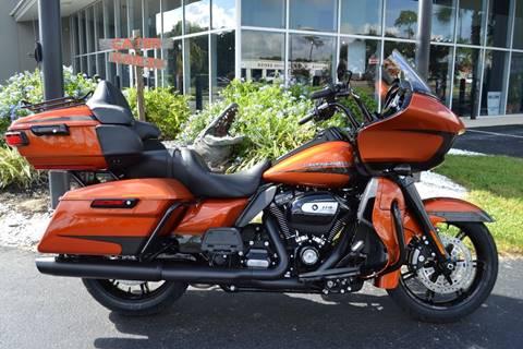 2020 Harley-Davidson Road Glide Limited-FLTRK for sale in Leesburg, FL